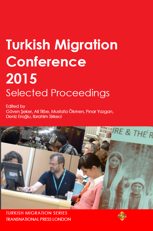 (Proceedings Book Turkish Migration Conference 2015