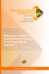 Ria Money Transfer: a transnational company for a transnational clientele by Ibrahim Sirkeci & Anett Condick-Brough