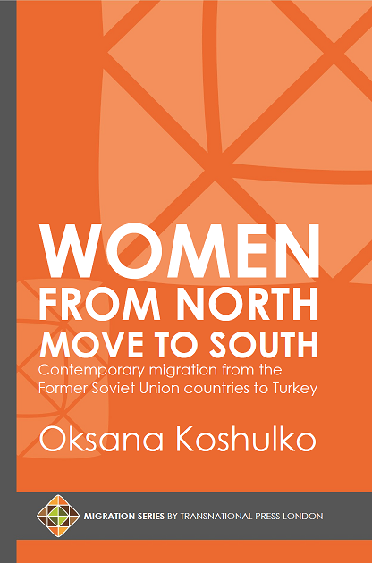 Women from North Move South by Oksana Koshulko