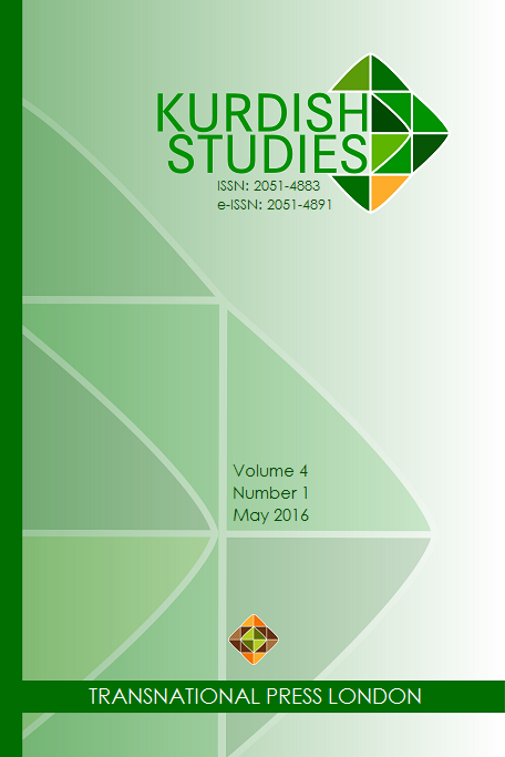 Kurdish Studies journal
