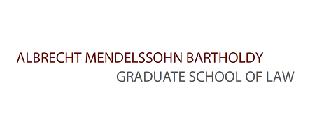 Albrecht Mendelssohn Bartholdy Graduate School of Law, Germany