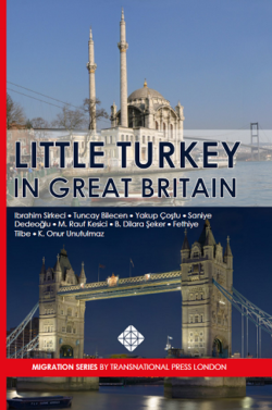 Little Turkey in Great Britain  (Hardcover)