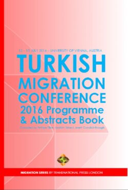 Turkish Migration Conference 2016 Abstracts