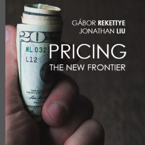 Pricing – The New Frontier (B&W interior)