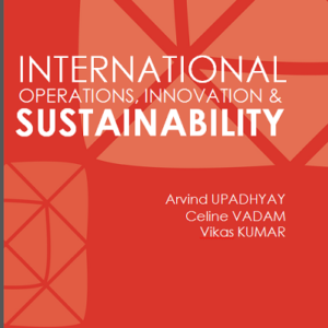 International Operations, Innovation and Sustainability (Hardcover)