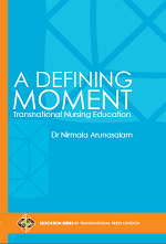 A Defining Moment: Transnational Nursing Education (Hardcover)
