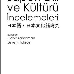 Japon Dili ve Kültürü