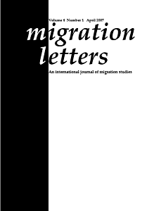 Migration Letters – Vol 4 No 1