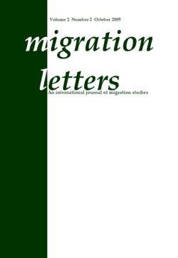 Migration Letters – Vol 2 No 2