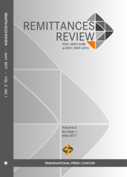 Remittances Review – Vol 2 No 1