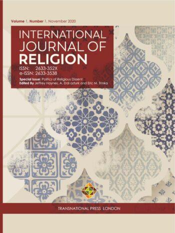 International Journal of Religion