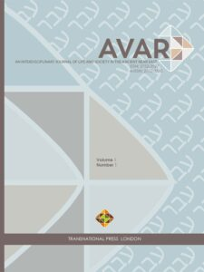 Avar: An Interdisciplinary Journal of Life and Society in the Ancient Near East