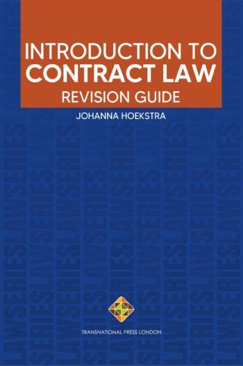 Contract Law - Hoekstra